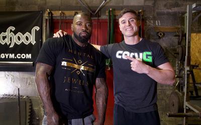 Big Back Workout with Mike Rashid and Cory G
