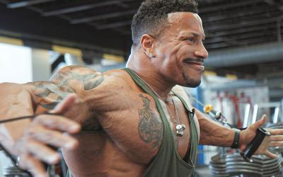 What It Takes To Be A Pro Bodybuilder w/ Patrick Moore