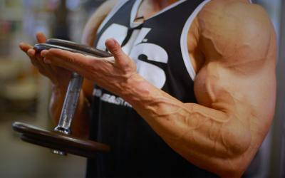 IFBB Physique Pro Jason Poston's Ultimate Bicep Finisher
