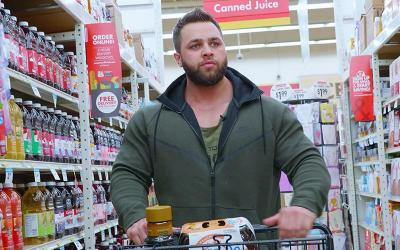 [Video] Grocery Shopping with Pro Bodybuilders w/ Regan Grimes