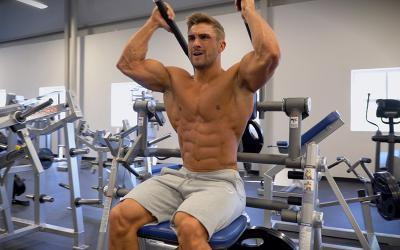 Physique Champion Ryan Terry's Total Ab Workout
