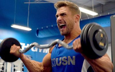 Ryan Terry's Top 3 Arm Exercises For Size & Pump