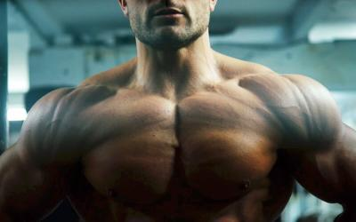 How Ryan Terry Prepares For a Pro Physique Competition