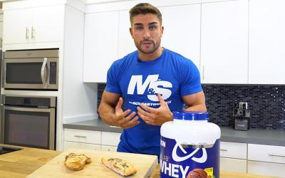 When to Consume Chicken, Fish & Whey with Ryan Terry