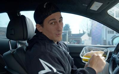 [Video] Full Day of Eating w/ Sadik Hadzovic