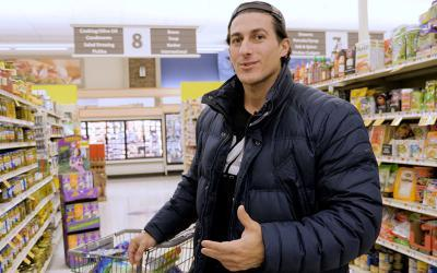 [Video] Grocery Shopping with Physique Pros w/ Sadik Hadzovic