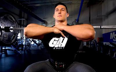 Sadik's Top Two Favorite Quad Exercises For Building Mass