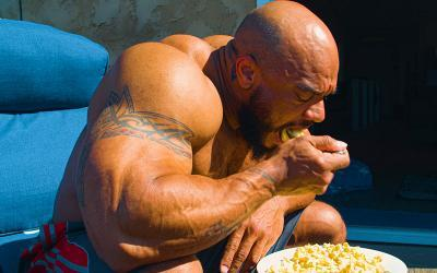 Arnold Classic Prep Full Day of Eating w/ Sergio Oliva Jr