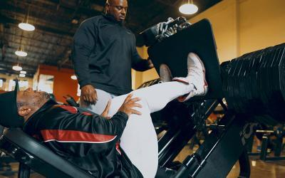 "Shawn ""Flexatron"" Rhoden's Heavy Olympia Prep Leg Workout"