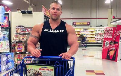 Grocery Shopping For Pre-Workout Meals With Brandon Beckrich