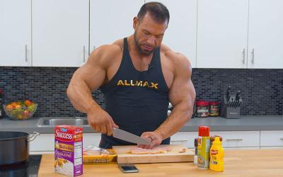 [Video] What Bodybuilders Eat Post-Workout w/ Steve Kuclo