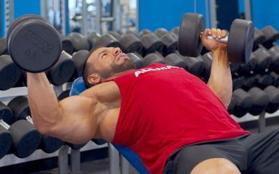 [Video] 3 Exercises to Target the Upper Chest w/ Steve Kuclo