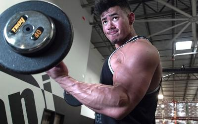[Video] How to Perform Perfect Bicep Curl 21s w/ Steven Cao
