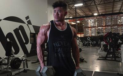 M&S Quick Tip: Shoulder Striation Superset w/ Steven Cao