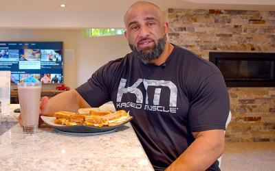 [Video] Table Talks: IFBB Pro Fouad Abiad Exclusive Interview