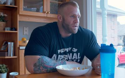 [Video] Table Talks: IFBB Pro Iain Valliere Exclusive Interview
