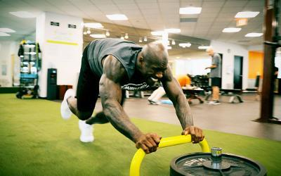 Vernon Davis' Top 3 Exercises Every Athlete Should Do