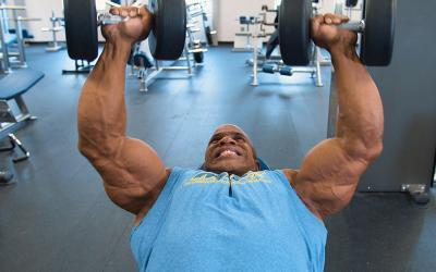 How to Build a Muscular Chest w/ Victor Martinez