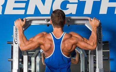 2 Best Exercises For Building a Wide Back