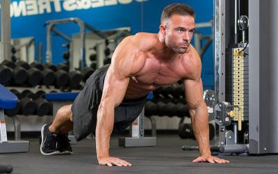 Bodyweight Basics: 3 Day Bodyweight Workout Plan