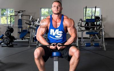 3D Muscle: A 3 Day Drop Set Workout Program