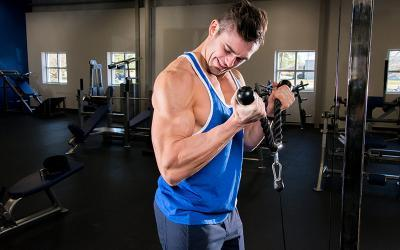 4 Day Workout Program to Build Serious Mass