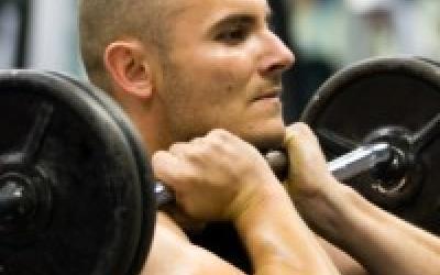4 Day Split Bodybuilding Split Routine