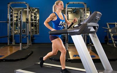 4 Ridiculously Killer HIIT Treadmill Routines
