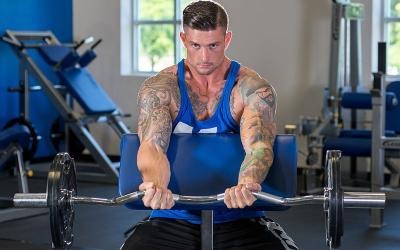 4 Week Biceps Workout to Build Peaking Bis
