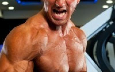 Jeremy's 6 Day Hardcore Strength Workout