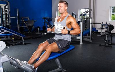 6 Day Low Volume High-Intensity Workout Split