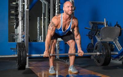 6 Day Push, Pull, Legs Powerbuilding Split & Meal Plan