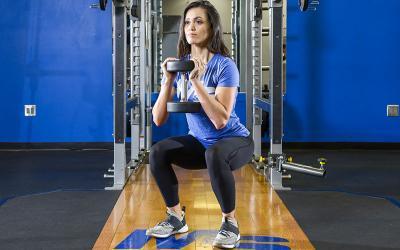 8 Week Beginner Workout for Women