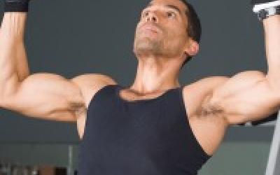 8 Week Intense Back Workout
