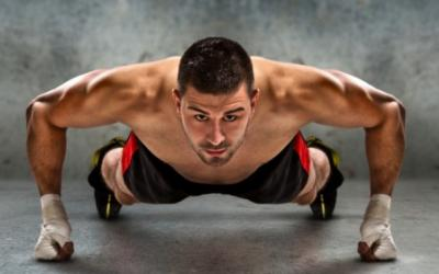 Bodyweight Workout Routine Circuit