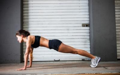 Dumbbell & Bodyweight Calorie Burning HIIT Workout