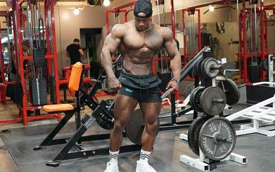 Men's Physique Workout: Brandon Hendrickson Inspired Workout Routine