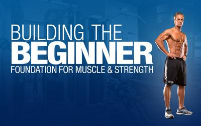 Building The Beginner: Foundation For Muscle & Strength