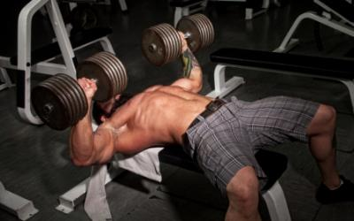 4 Day Rest-Pause Muscle Building Workout