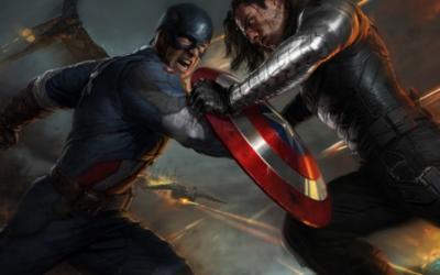 Captain America: Build A Winter Soldier Physique