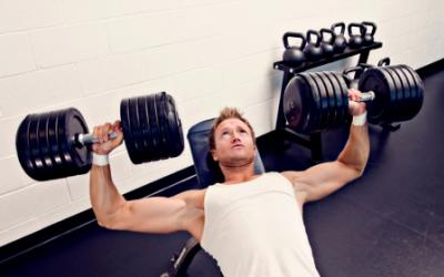 Run The Rack Chest Workout