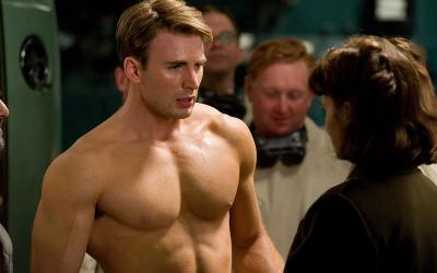 Chris Evans Inspired Workout Program: Train Like Captain America