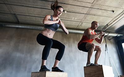 Lower Body Blast Circuit Workout