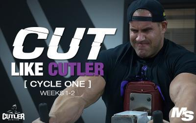 Cut Like Cutler Trainer - Cycle 1