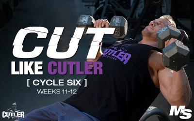 Cut Like Cutler Trainer - Cycle 6
