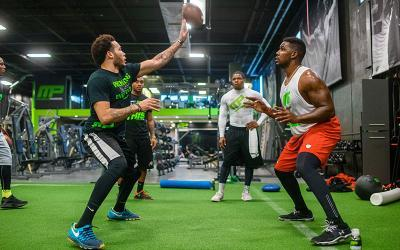 Dominate the Combine: Complete Off Season Football Workout