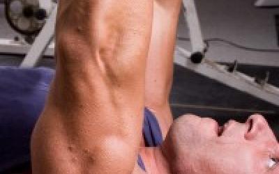 Doug's 4 Day Split Maximum Strength Workout