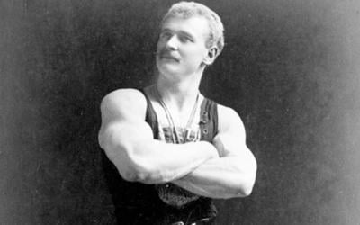 Bodybuilding Icons: Eugen Sandow Inspired Workout Routine