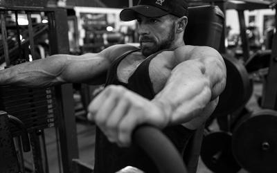 The Evolving Push Day Workout w/ John Jewett