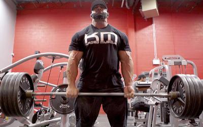 """Build a """"Hoss"""" Back w/ Fouad Abiad's Back Workout"""